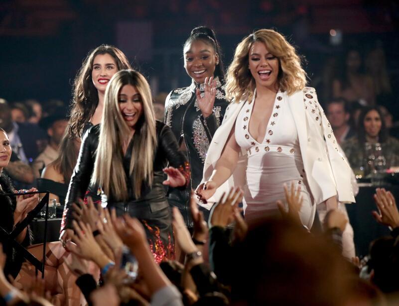 Fifth Harmony: Lauren Jauregui, Ally Brooke, Normani Kordei y Dinah Jane...
