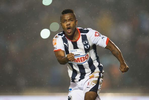 9.- Dorlan Pabón: El atacante colombiano ha tomado la estafeta de Humber...