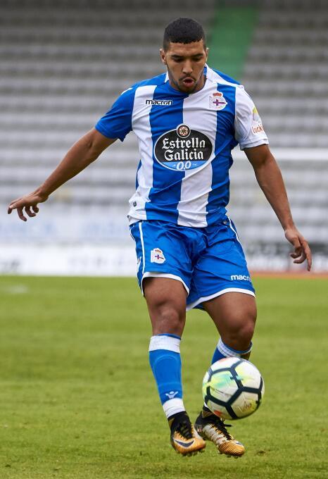 Zakaria Bakkali (Deportivo A Coruña): el joven belga, extremo de mucha v...