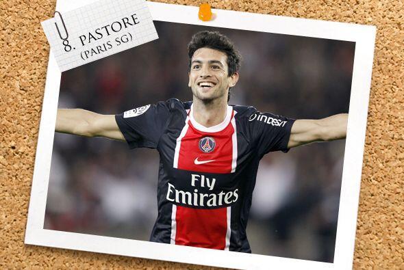 Y desde Argentina, o en Francia, brilla Javier Pastore.