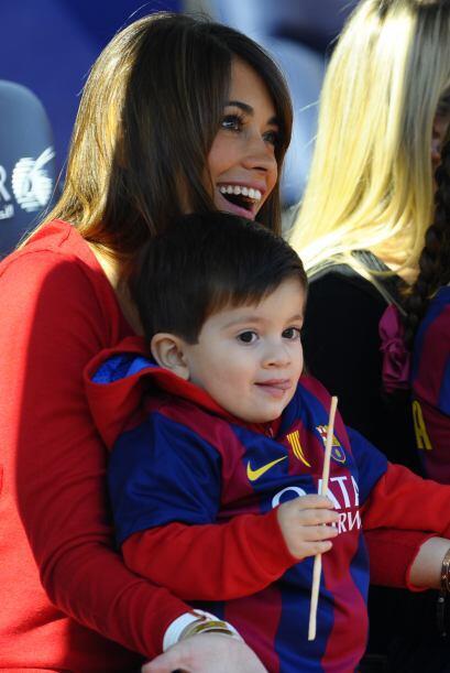 ¡Qué nene tan feliz!
