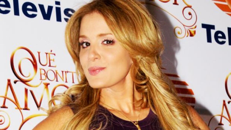 """Malillany interpretará el personaje de """"Elena Tejero""""."""