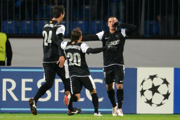 El Málaga está dando de qué hablar en su primera incursión en la Liga de...