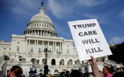 """""""Trumpcare causará muertes"""". Médicos, hospitales..."""