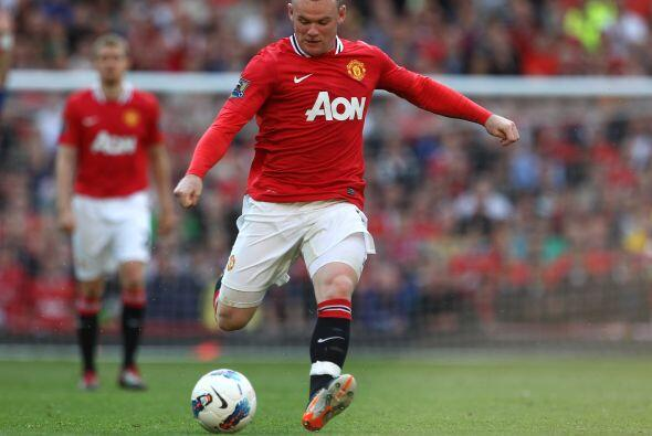 Wayne Rooney lideraba los embates a la meta de Chelsea y así ganaban con...