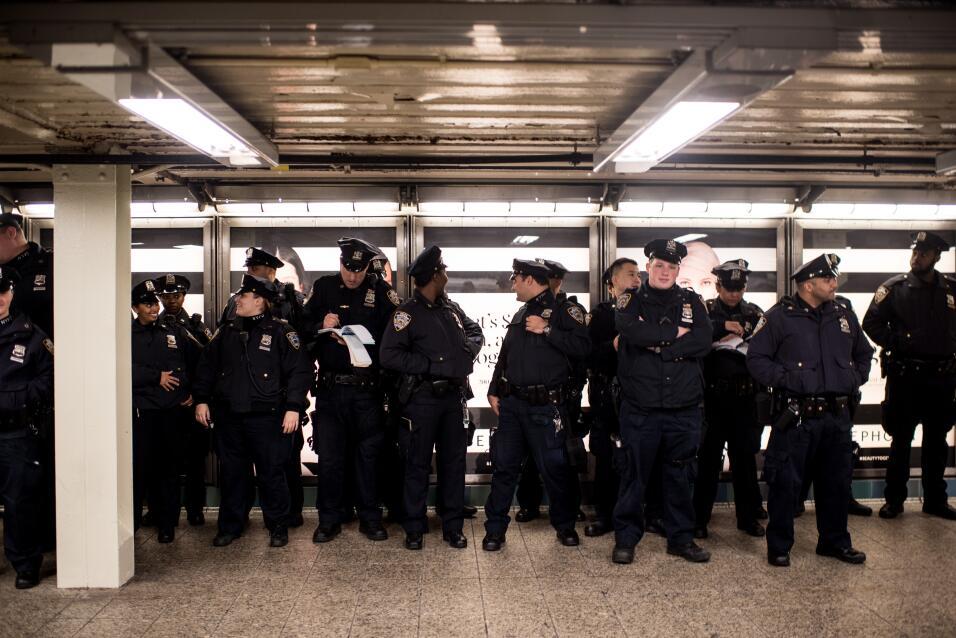 Debido al incremento de la criminalidad en el metro, ahora cada tren ser...