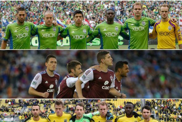 Por su parte la MLS también está presente con Settle Sounders en el siti...