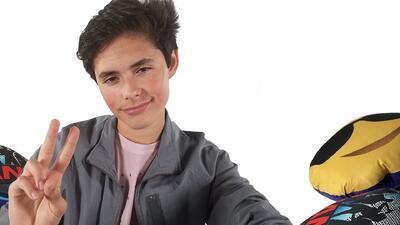 Edward: 'Soy un chico chaparro, alegre y amigable'