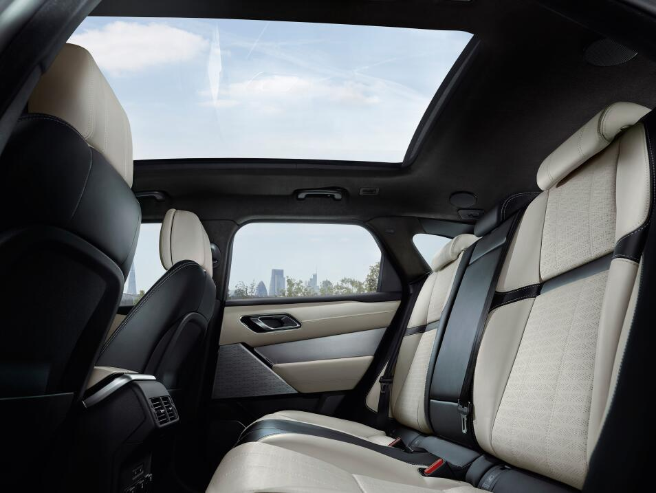 A la nueva Range Rover Velar solo le falta la opción eléctrica para ser...