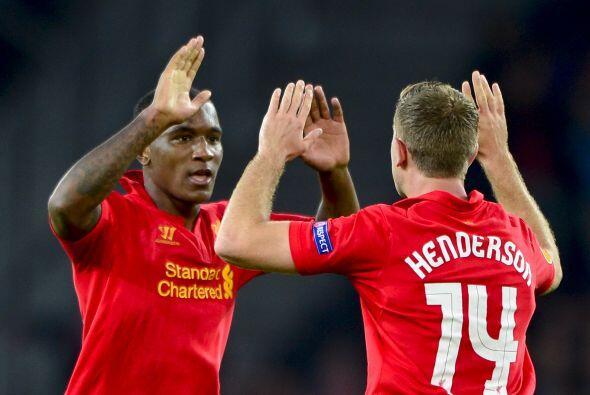 Los 'Reds' lograron ponerse en ventaja un par de ocasiones, primero con...
