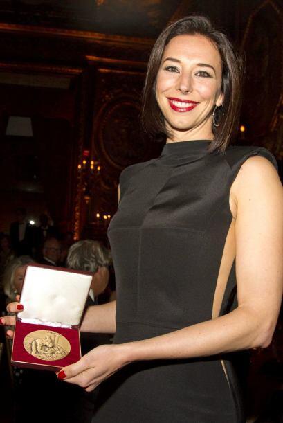 Kristina Blahnik, sobrina del diseñador de zapatos Manolo Blahnik, quien...