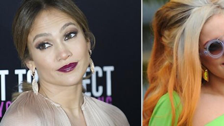 Jennifer Lopez superó a Lady Gaga