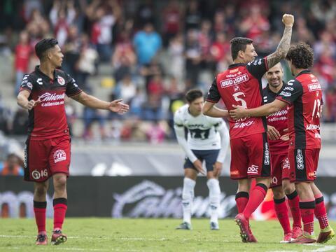 Fiesta mexicana de goles, golpes y gritos en el Tigres 3-3 Morelia 20170...
