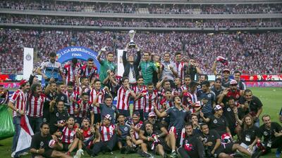 Chivas enfrentará al Atlético Nacional por la Súper Copa de Campeones