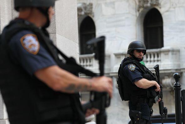 El comisario de la Policía neoyorquina Raymond Kelly indicó que entre la...