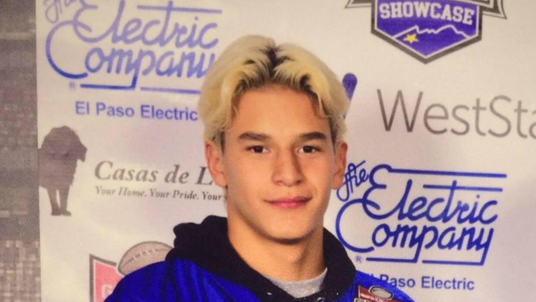 José Eduardo es hijo de Eduardo Rodríguez y Vanessa Guzmán, juega futbol...