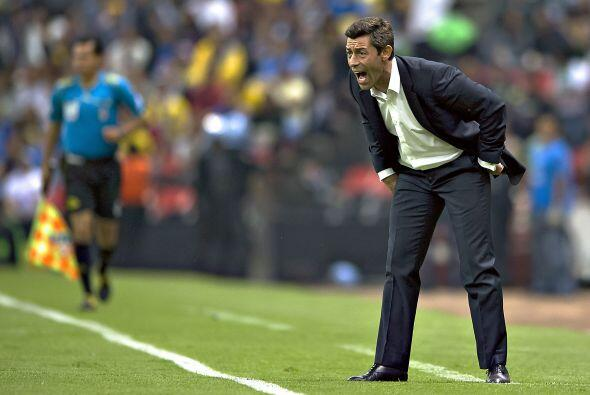 Pedro Caixinha tendrá que dirigir al Santos Laguna desde las tribunas de...