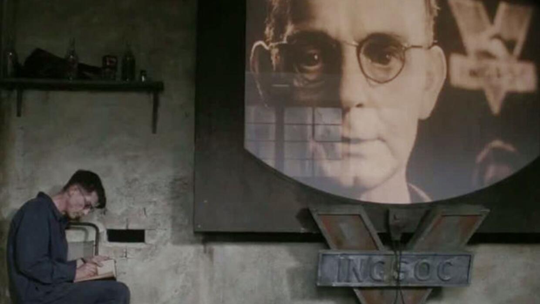 El Gran Hermano vigila a William Hurt en 1984
