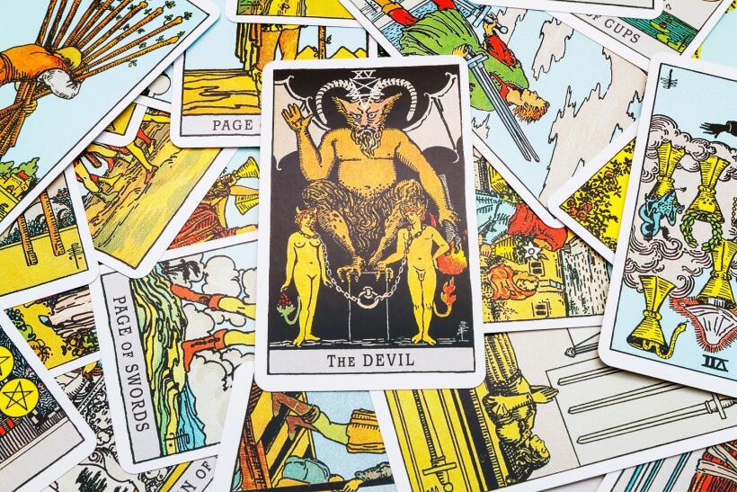 el diablo en el tarot