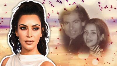El mensaje más tierno y espiritual de Kim Kardashian sobre su padre, ya fallecido