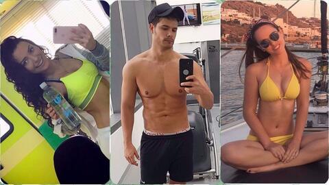 Estas estrellas de telenovela brillaron en el verano por sus esculturale...