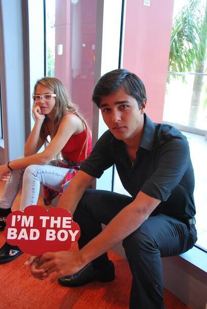 Los chicos de Puerto Rico tuvieron la oportunidad de convertirse por un...