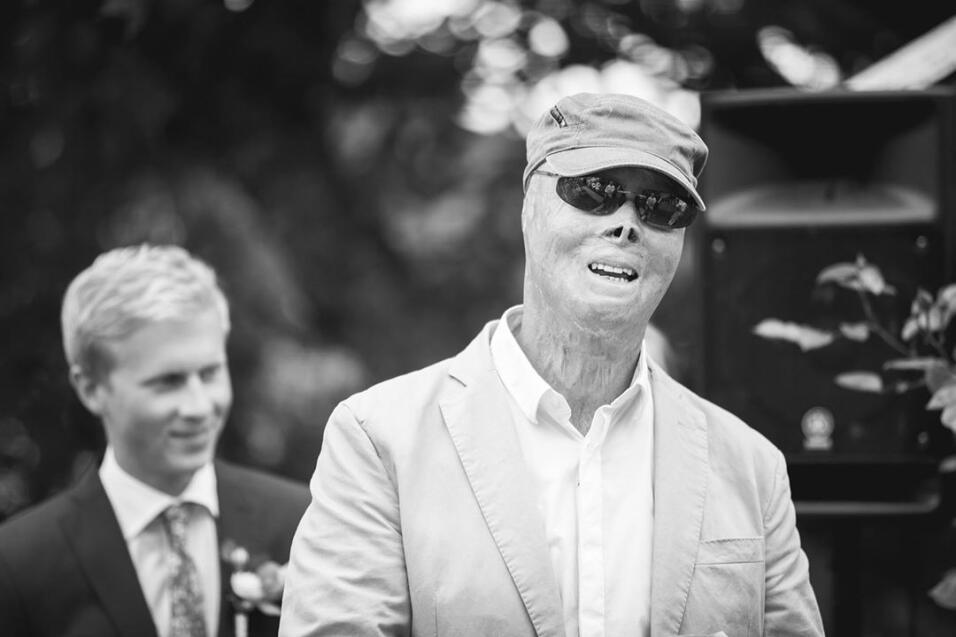 El siete de noviembre del 2016, Björn Natthiko, fotógrafo sueco,  decidi...