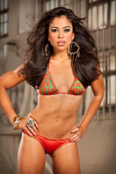 Nataliz Jiménez fue una de las más queridas por el público en la sexta t...