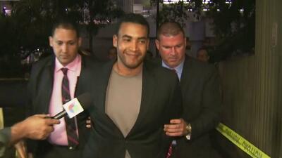 Libre bajo fianza el reguetonero Don Omar tras ser acusado por seis carg...