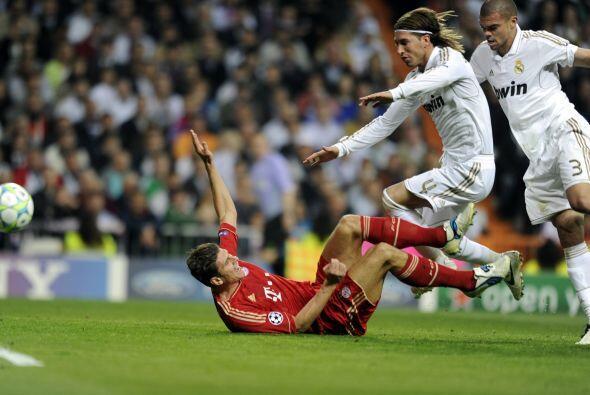El árbitro no dudó y cobró el segundo penal del partido.