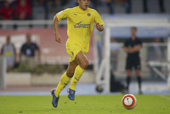 Tras un fugaz paso por el Villarreal el jugador volvería al Boca Juniors...