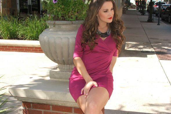 El vestido de punto es un básico de la temporada.