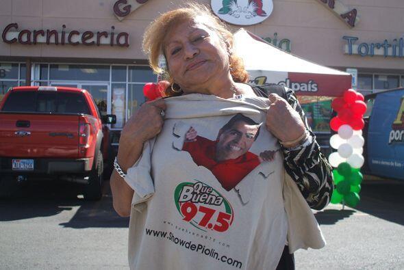 Llevan bien puesta la camiseta de La Que Buena