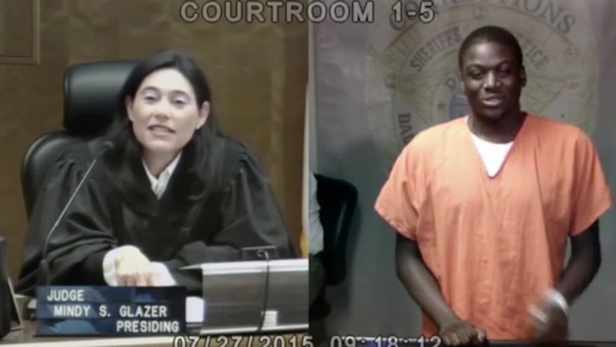 Jueza Mindy Glazer reconoce a otro acusado