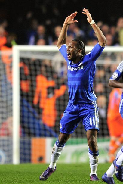 El capitán del Chelsea puso el 2-0 y le daba el pase a su club.