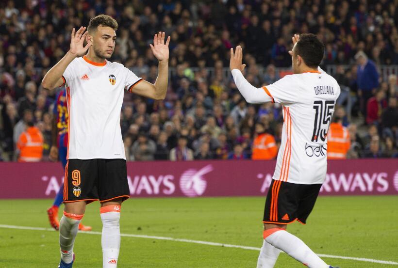 Messi y Suárez mantienen al Barcelona al acecho del Madrid 6362555656484...