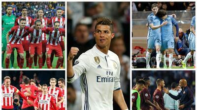 ¡Goleador de Europa! Cristiano tiene más goles en la Champions que estos 15 equipos