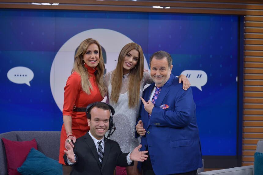 ¡Miss Colombia pasó un día increíble con El Gordo y La Flaca! DSC_3416.JPG