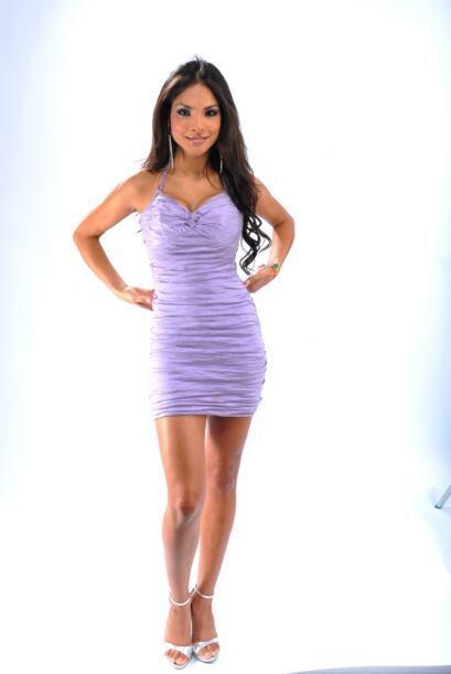 Alejandra también ha participado en segmentos de Sábado Gigante.
