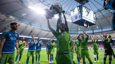 Seattle Souders goleó a Vancouver