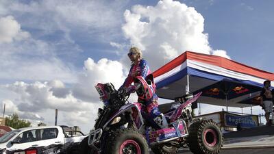 Así fue el comienzo del Rally Dakar en Paraguay