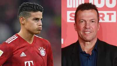 Lothar Matthäus, leyenda del Bayern Múnich, criticó fuerte a James Rodríguez