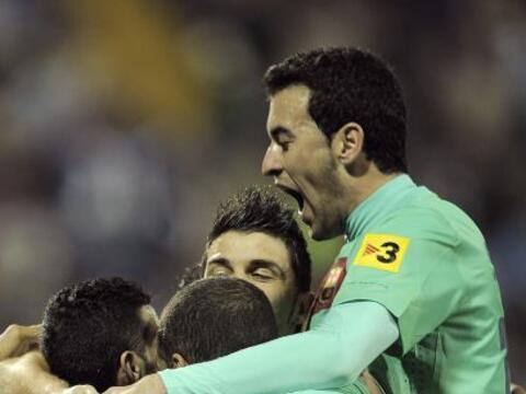El Barcelona ganó, gustó y goleó. La victima fue el...