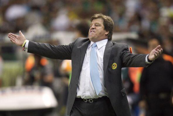 El entrenador de la selección mexicana se ha caracterizado por se...