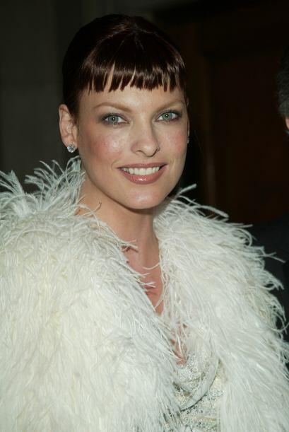 Linda Evangelista fue la modelo con mas contratos publicitarios de su época