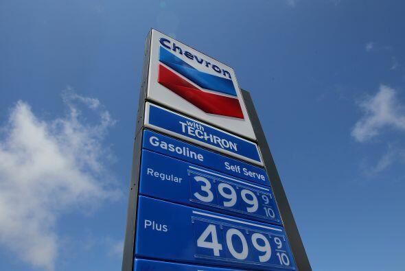 CHEVRON- El número dos de la energía en Estados Unidos reportó una ganan...