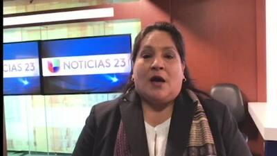 Mónica Alonzo se postula para candidata al concejo de Dallas