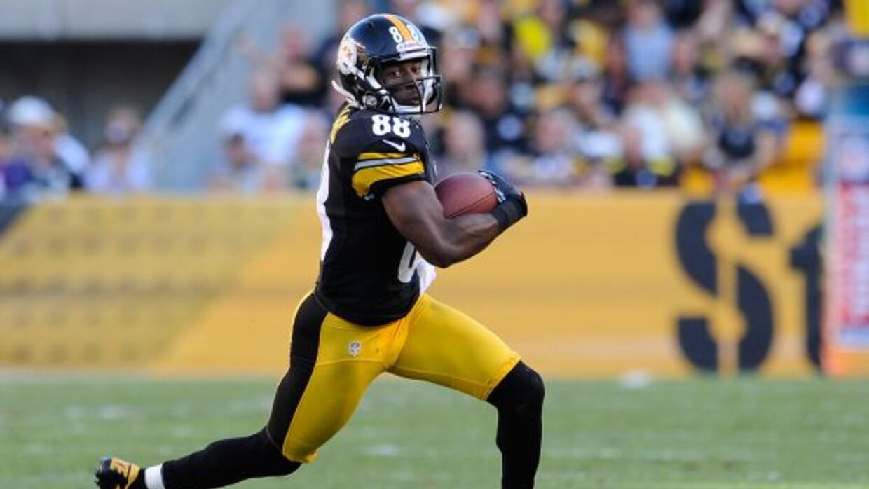 Los Steelers se mantienen con su mejor receptor tras la salida de Mike W...