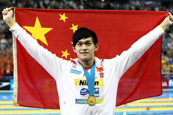 El segundo escalón del podio lo ocupó China, con 36 medall...