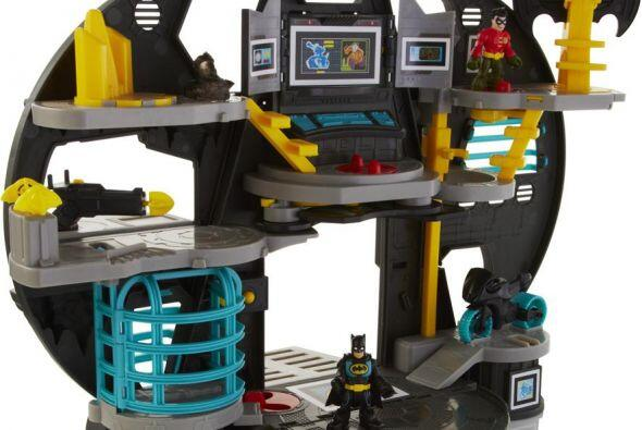 Fisher-Price Imaginext Batcave Play Set, $29.99